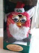 1999 Special Edition Christmas Furby W/papers In Box