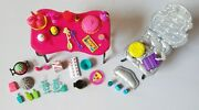 Monster Ever After High Doll Accessories Furniture Lot Thronecoming Plates Cups