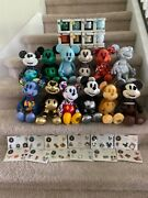 Disney Mickey Memories Full Collection Plushes Pins And Mugs 36 Pieces All New
