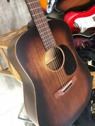 Martin D-15m Street Master Mahogany Equipped With Microphone Connect To