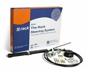 New Teleflex Oem Rack And Pinion Boat Steering System 14and039 Tel Ss14114