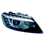Cpp Au2503158 Right Headlamp Assembly Composite For 10-15 Audi Q7