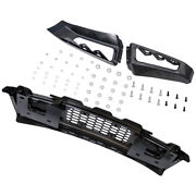 Front Bumper Conversion Assembly Kit For Raptor Style For Ford F150 2009-2014