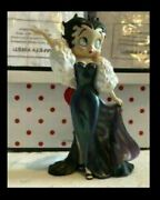 Extremely Rare 2001 Westland Giftware Betty Boop Figurine Model 6877andnbsp