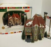 Department 56 The Heritage Village Collection The Consulate 56.58951