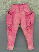 1/6 Scale Toy Mindgame - Red Weathered Pants