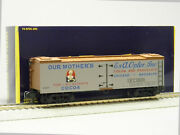 Lionel American Flyer Our Mothers Cocoa Woodside Boxcar S Gauge 2119110 New