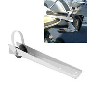 316 Stainless Steel 390mm Large Bow Fuel Anchor Scooter Suit Boat / Yacht /