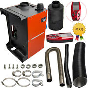 5kw Diesel Air Heater All In 1 12v +remote Control For Truck Boat Motor-homes