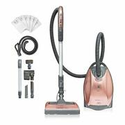 Kenmore Bc7005 Pet Friendly Crossover Bagged Hepa Canister Vacuum Cleaner 2-moto