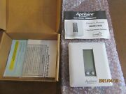 New Aprilaire Electronic Thermostat Model 8553 7 Day Programmable 24 V.