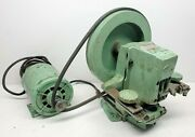 Foley Belsaw Automatic Retoother Model 332 With Belt Drive Motor, Runs Great