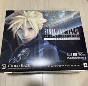 New Playstation 3 Final Fantasy Vii Advent Children Complete Console 160gb C364
