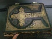 1800's Holy Bible And Haydock's Notes Unabridged