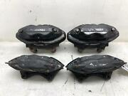 06-10 Jeep Grand Cherokee Srt-8 6.1l Brembo Calipers - Front And Rear