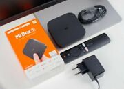 Xiaomi Mi Tv Box S Global Version 4k Hdr Android Tv Box With Google Cast
