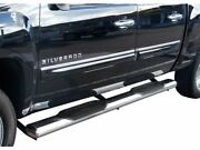 For 2009-2014 Ford F150 Nerf Bars 47971wh 2010 2011 2012 2013