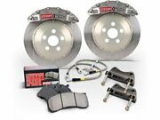 For 2016-2020 Bmw M2 Brake Pad And Rotor Kit Front Centric 21711hm 2017 2018