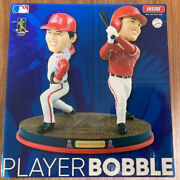 Angels Shohei Ohtani Two-swordbobblehead Sold Out