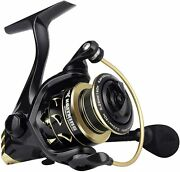 Valiant Eagle Gold Spinning Reel - 6.21 High-speed Gear Ratio, Freshwater
