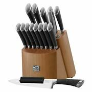Chicago Cutlery Fusion 17 Piece Knife Block Set