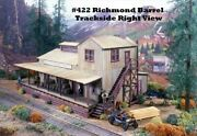 Campbell Scale Models 422 Ho Richmond Barrel Manufacturing Company