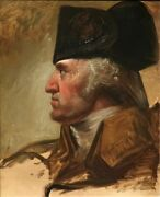 High Quality Oil Painting Handpainted On Canvas George Washington