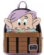 Dopey Loungefly Backpack Limited Edition New With Tags