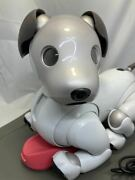 Sony Aibo Ers-1000 Operation Confirmed Entertainment Robot Dog Ivory White