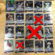 Bowman Topps Auto Card 127 Pieces Sold In Bulk Roses Available For Sale