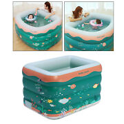 Inflatable Garden Pool Toddler Small Kids Fun Swimming Outdoor Baby Bath Tub