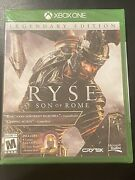 ⭐new- Factory Sealed⭐ Ryse Son Of Rome Legendary Edition- Microsoft Xbox One