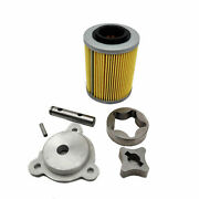 Oil Pump Rotor Shaft Filter Cover Kit For Can Am Brp Renegade 500 650 800 Parts