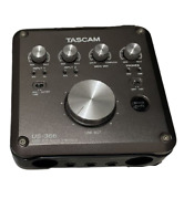Tascam Us-366 4-in/6-out Or 6-in/4-out Usb 2.0 Audio Interface Excellent-