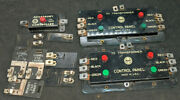 Marx O Scale Control Panels / Accessory Controller 1605 + Lionel Lockons Lot