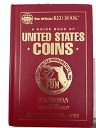 A Guide Book Of U.s. Coins. Autographed Special 2005 Ed. 50 Years Of F.u.n