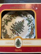 2004 Spode Annual Christmas Tree 8 Collector Plate