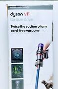 Used Dyson V11 Torque Drive Cordless Bagless Stick Vacuum Cleaner