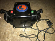 Lionel Type Zw Multi-control Trainmaster 275w Transformer W/ Whistle And Direction