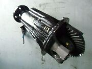 Hino Dutro 2006 Front Rigid Differential Assembly Su00200614 [used] [pa13326714]