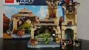 Lego Star Wars Jabba's Palace 9516 In 2012 Used Retired No Figures