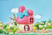 Sanrio My Melody Koeda Chan Dress Up Pretty Pink House Toy Authentic Item