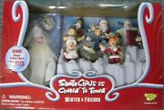 Santa Claus Is Comin' Coming To Town Winter And Friends New In Box 1998