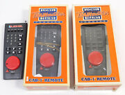 Used Lot Of 3 Lionel 6-12868 Trainmaster Cab-1 Remotes For Parts/restoration