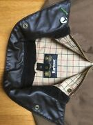 Excellent Barbour Beaufort Xl Xxl 56in Heavy Waxed Hunting Shooting Field Jacket