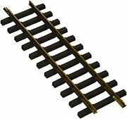 Bachmann Industries Large G Scale Universal Brass Track With 1and039 Straight 12...