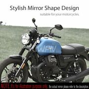 Mirrors Palmii Wide Convex Black Universal Fits Harley Tri-glide Better View