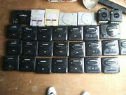 Genesis Playstation Gamecube And Snes Nintendo Systems Lot For Parts Or Repair