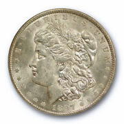 1897 O 1 Morgan Dollar Ngc Ms 61 Uncirculated New Orleans Mint Tough Date