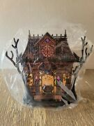 Bath And Body Works Halloween 2020 Haunted House Wallflower Projector Plugin New